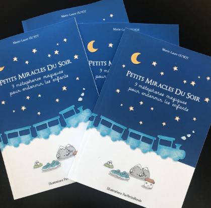 Petits Miracles Du Soir-9 métaphores magiques pour endormir les enfants