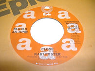 """""""Close"""" single, CBS EPIC Records. Find a screenwriter.  Screenplay sale, option or lease."""