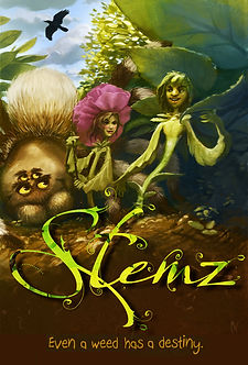Stemz is a unique and charming animation film for children and adults. Find a screenwriter.  Screenplay sale, option or lease.