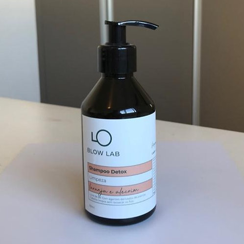 bLOw Lab Detox - Shampoo 250ml