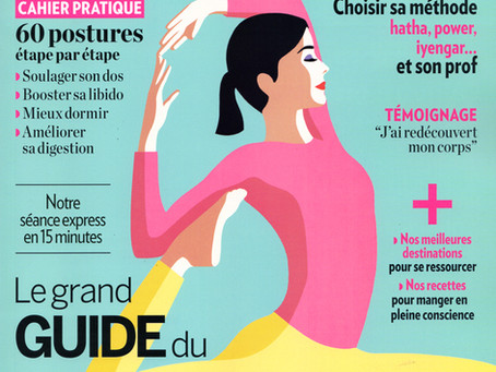 Le hors-série Yoga de Psychologies Magazine