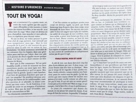 Patrick Pelloux, le médecin urgentiste le plus célèbre de France, le chroniqueur de Charlie hebdo, s
