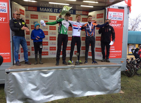 Cyclo Cross Success