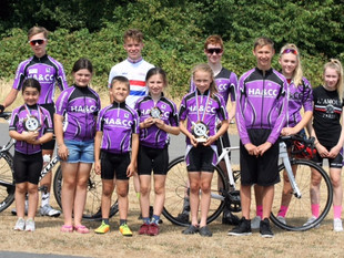 West Midlands Youth Circuit Champions