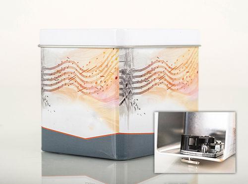 Dose Spieluhr Hersteller Blechdose Metalldose Dosenverpackung