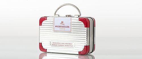 Kofferdose Blechdosen direkt vom Hersteller