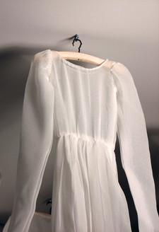little silk dresses (detail)