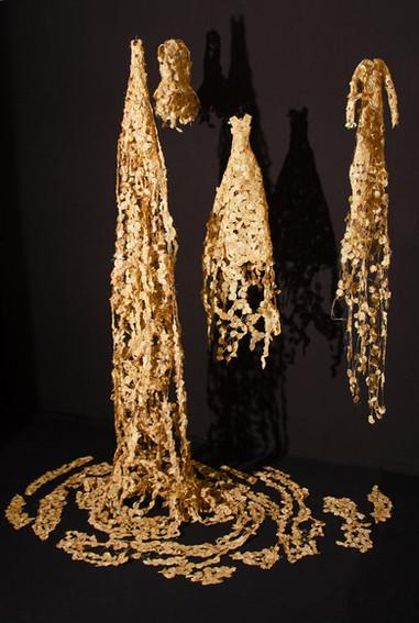 cricula dresses installation