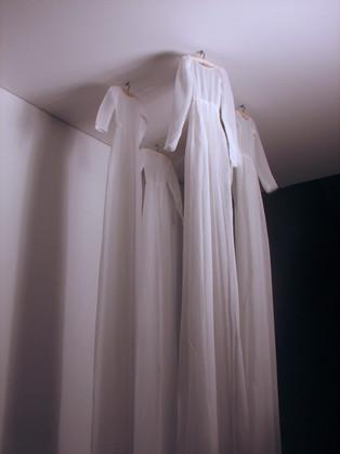 little silk dresses