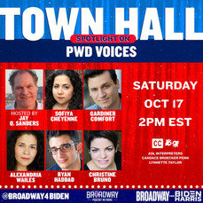 #BroadwayforBiden Podcast!