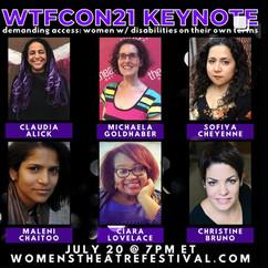Women In Theater Festival
