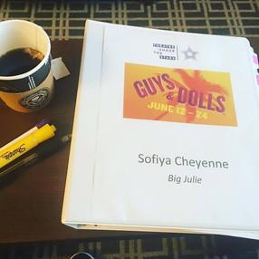 """""""Guys & Dolls"""" @ TUTS!"""