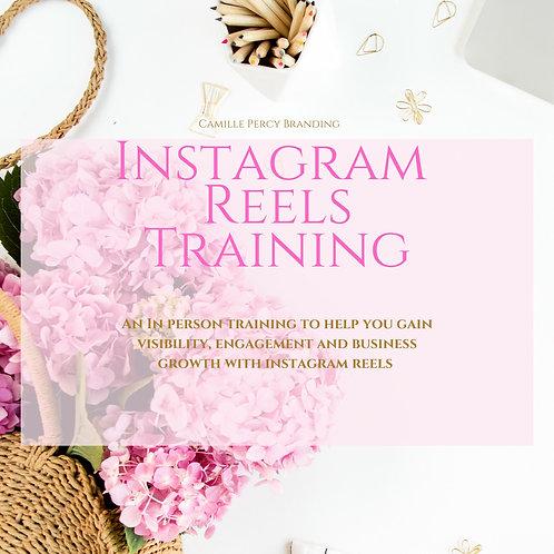 Instagram Reels Training