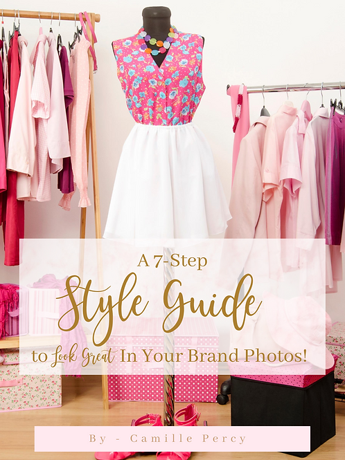 Style Guide to Look Good in Your Photos