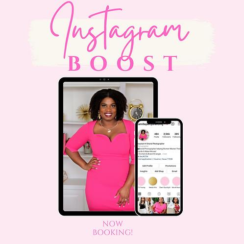 Instagram Boost!
