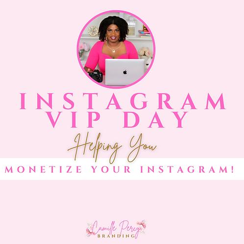 Instagram VIP Day!
