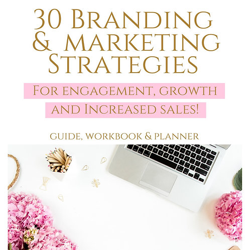 30 Instagram Strategies For Business Growth!
