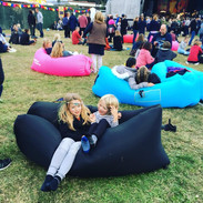 Comfort at the Festival