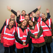 The Volunteers - Dulwich 2018