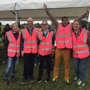 OnBlackheath Volunteers 2017