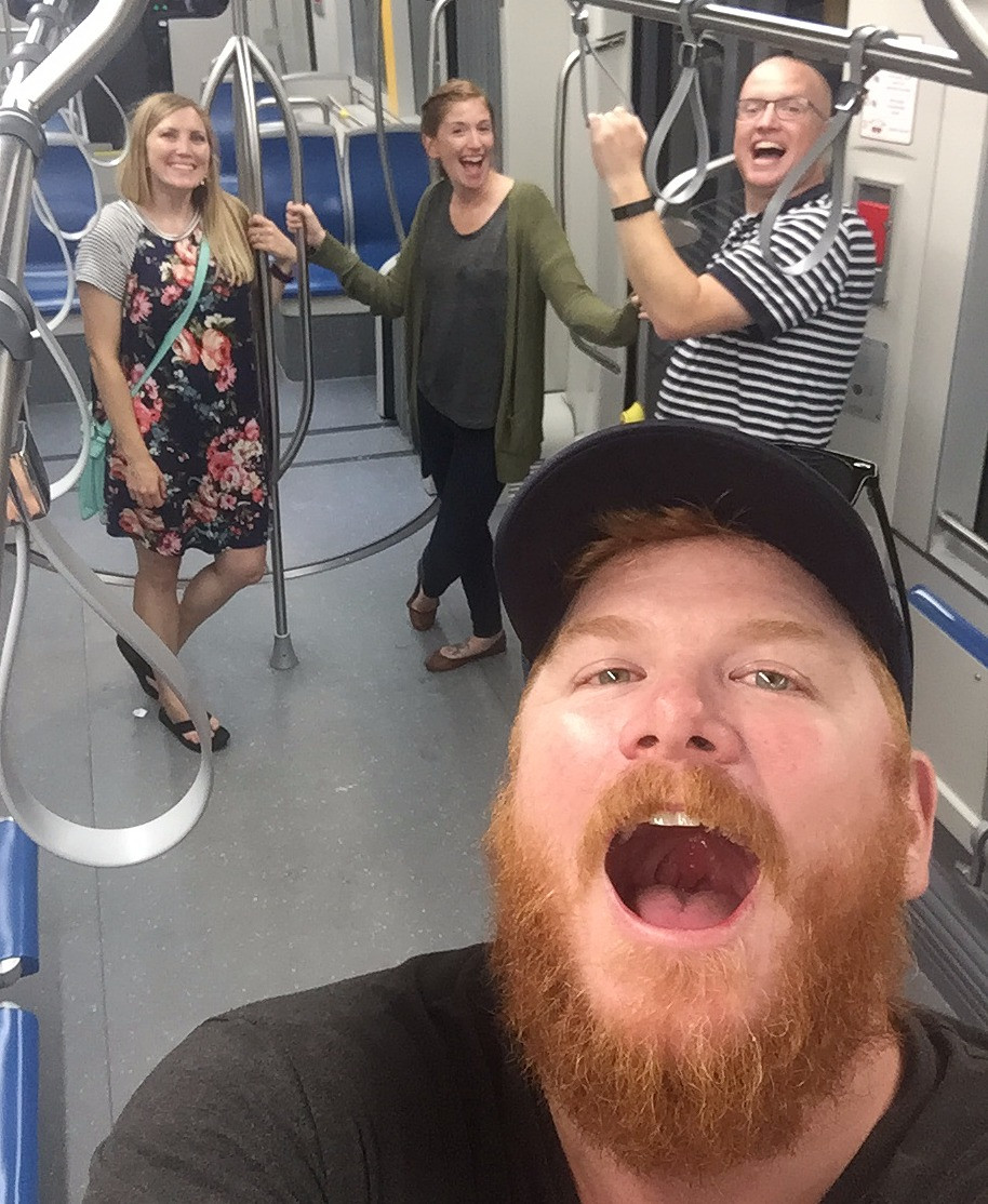Fun in Cincinnati