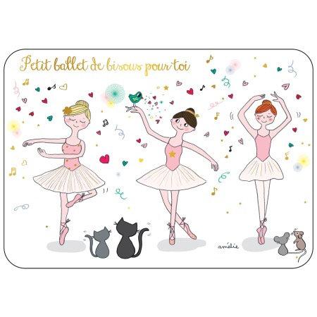Carte - Danse
