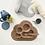 Thumbnail: Cuillère en silicone - Rose poudré