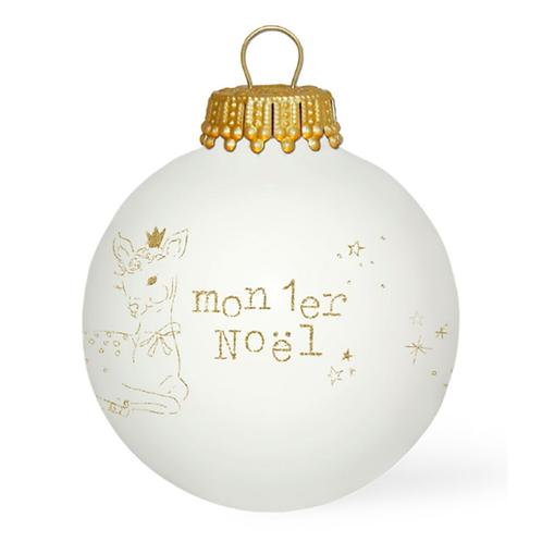 Boule de Noël - Mon 1er Noël