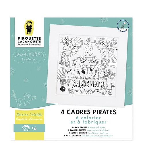 Kit Créatif - Cadres Pirates
