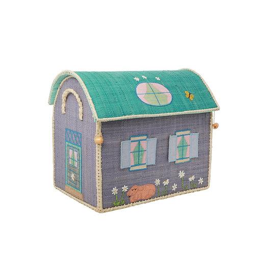 Coffre à jouets - Maison