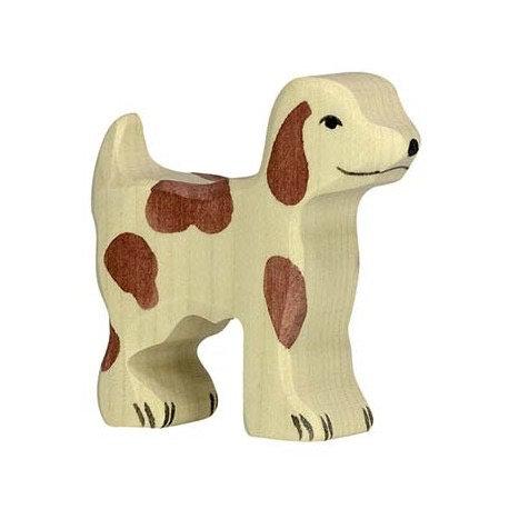 Figurine en bois - Chien