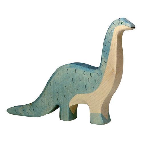 Figurine en bois - Brontosaure