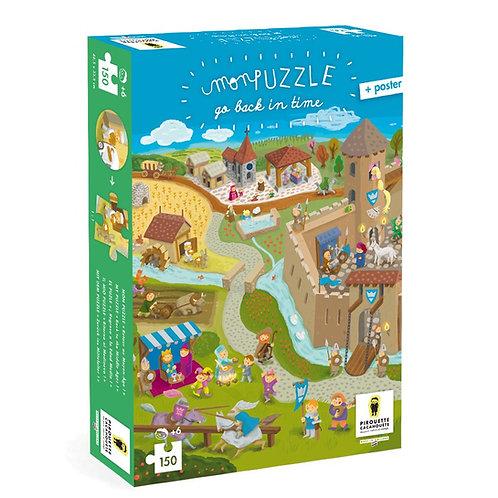 Puzzle - Moyen Âge