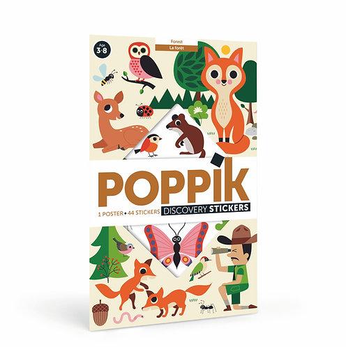 Stickers - La Forêt