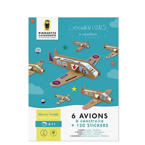Kit Créatif - Avions