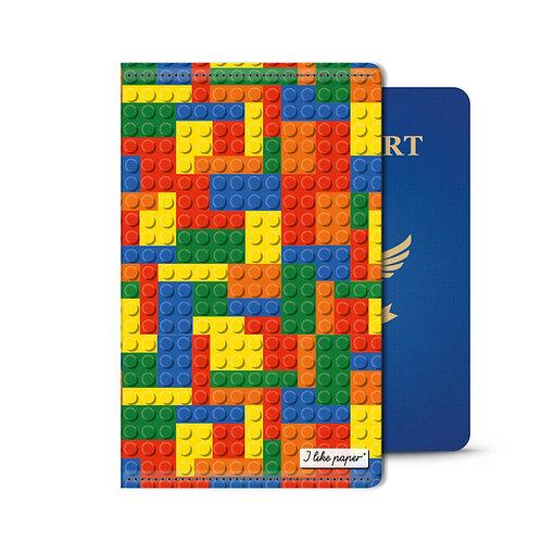 Protège Passeport Lego