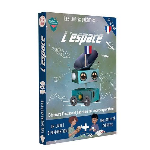Kit Créatif - Espace