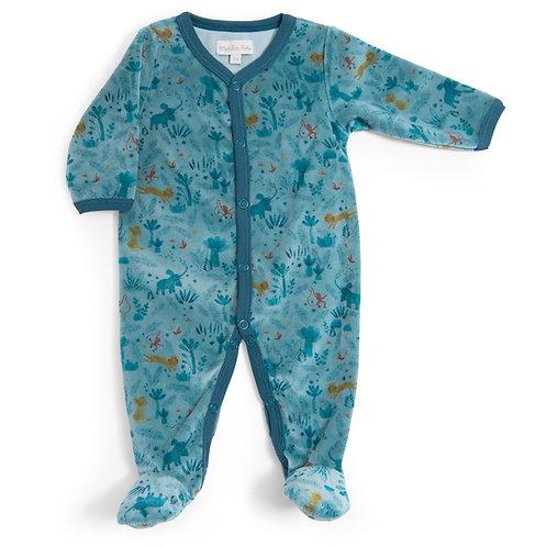 Pyjama velours - Sous mon baobab