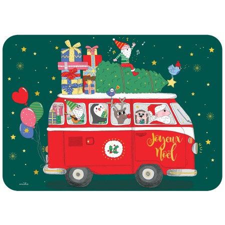 Carte - Joyeux Noël
