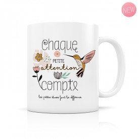 Mug - Chaque petite attention compte