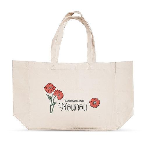 Sac shopping - Nounou