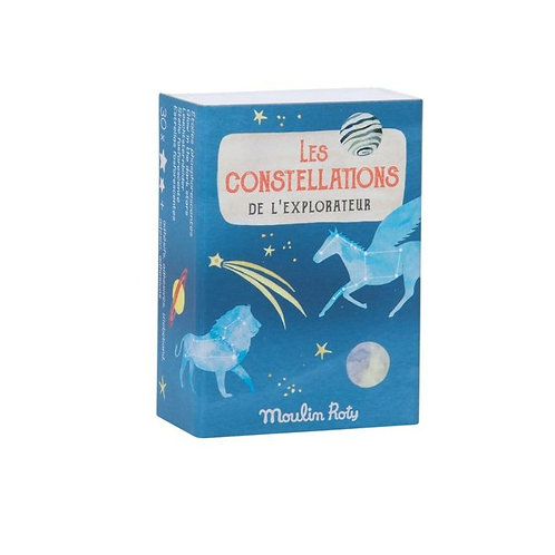 Les constellations - Le jardin du moulin
