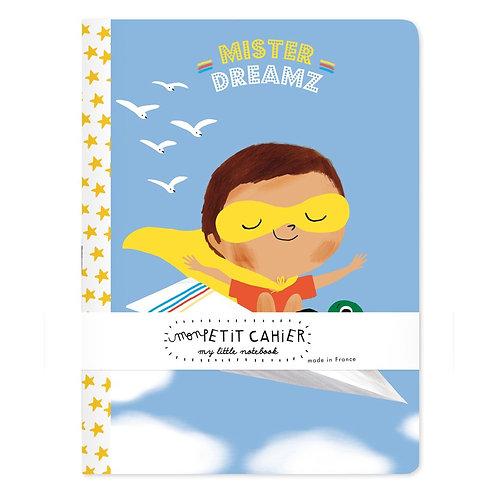 Cahier Mister Dreamz