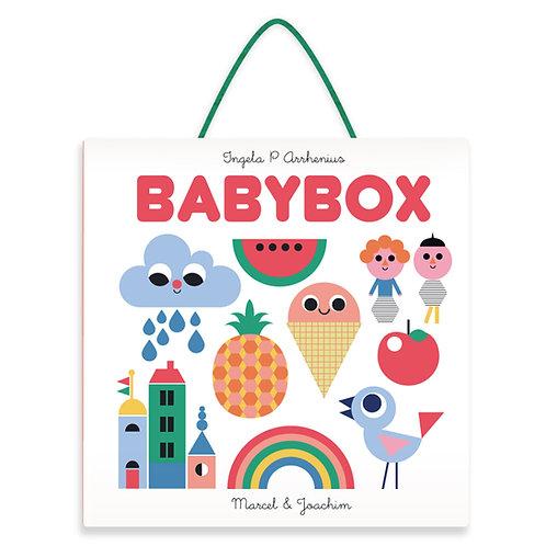 Livres - Coffret Baby Box