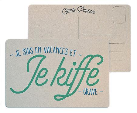 Carte Vacances