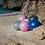 Thumbnail: Ballon de plage repliable