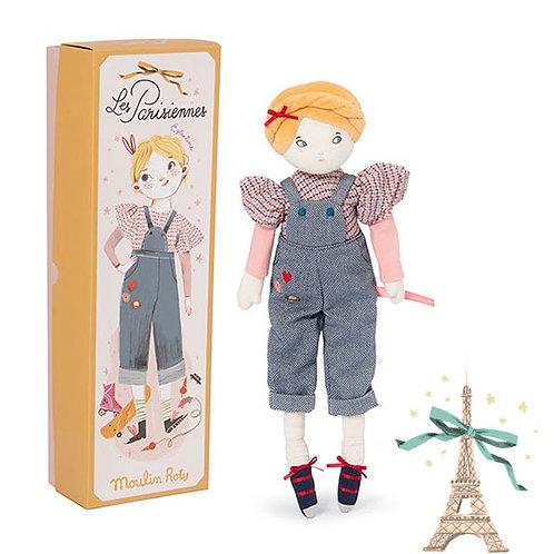 Les Parisiennes - Mademoiselle Églantine
