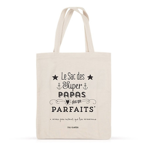 Tote Bag - Papa parfait