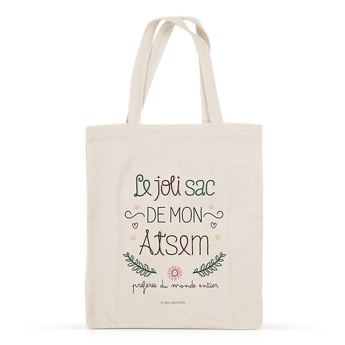Tote Bag - ATSEM