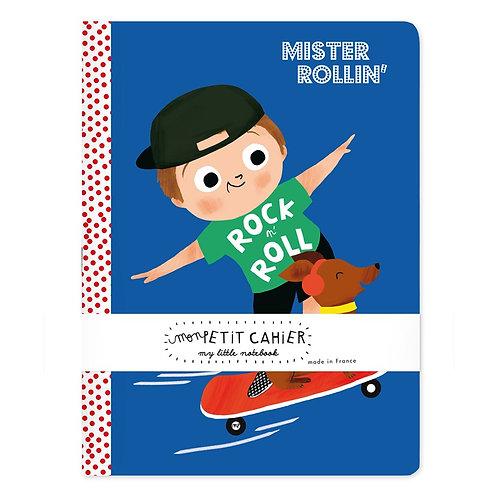 Cahier Mister Rollin'